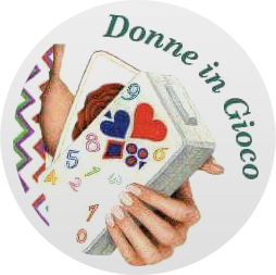 le carte donne in gioco